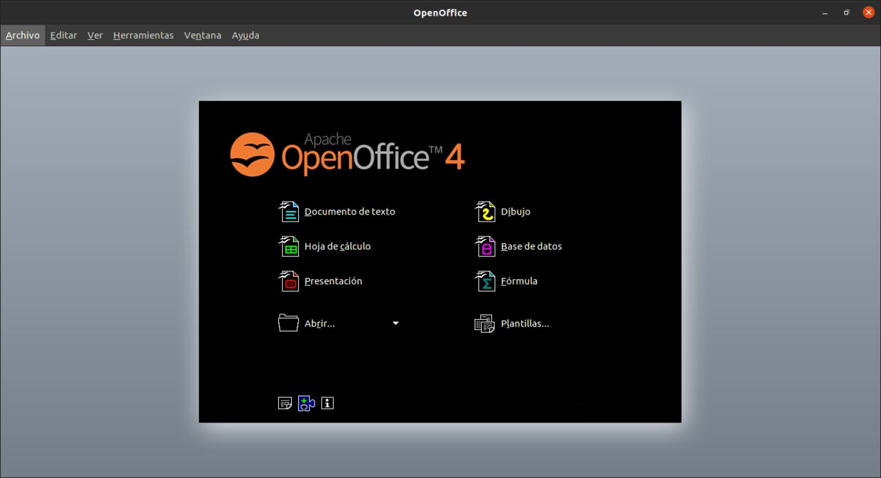 Office Ubuntu 2020